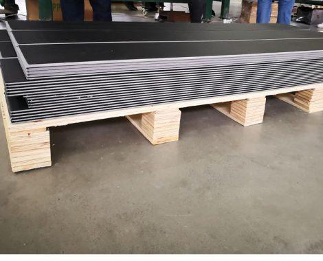Lenght of SPC flooring